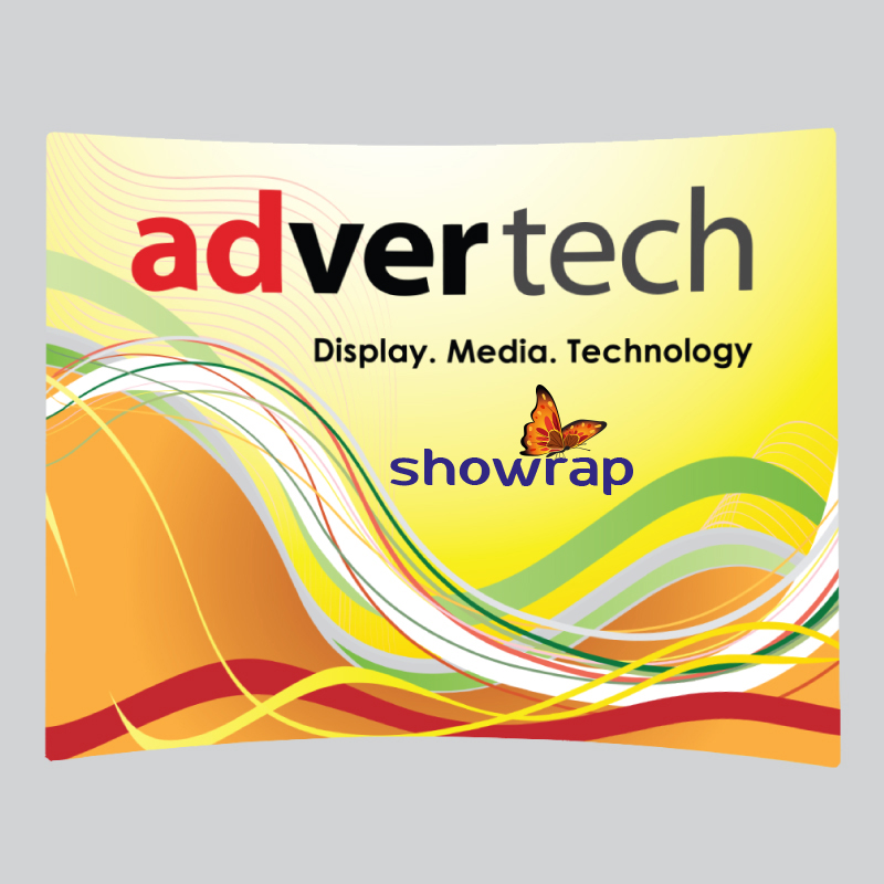curved-fabric-wall | AdverTech Digital Advertising & Media Displays