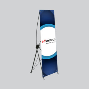 X-Banner | AdverTech Digital Advertising & Media Displays